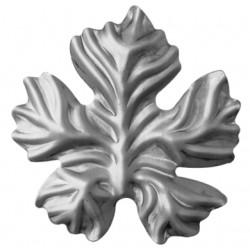 Liść winogrona 115x125mm POS50.157