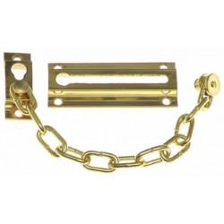 Zapornica drzwiowa - łańcuch mosiądz LA-PO-000