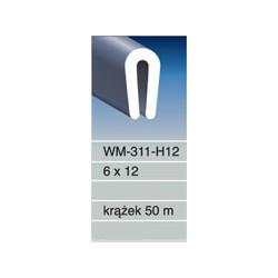 Uszczelka profil krawędziowy USZ155.12