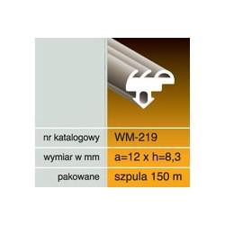 Uszczelka do drzwi i okien PCV i aluminium USZ155.18