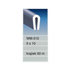 Uszczelka profil krawędziowy USZ155.2