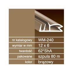 Uszczelka do drzwi drewnianych USZ155.5