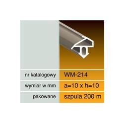 Uszczelka do drzwi i okien PCV i aluminium USZ155.6