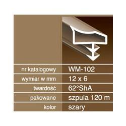 Uszczelka do drzwi drewnianych USZ155.7