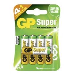 Bateria GP SUPER R6 AA WEG1078