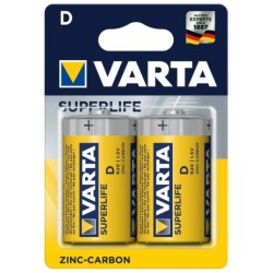 Bateria VARTA R20 WEG6947