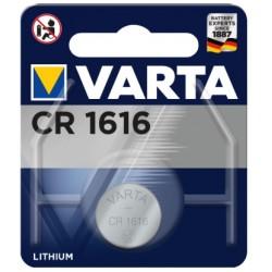 Bateria VARTA CR1616 WEG6966-1616