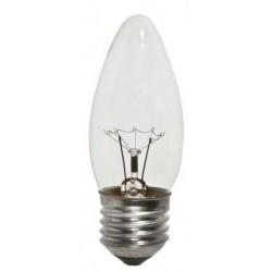 Żarówka sygnalizacyjna świeca E27 40W WEG1057