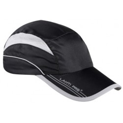 Czapka z daszkiem sportowa czarna XL101060S