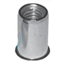 Nitonakrętka aluminiowa stożkowa M4 NITONAKAL4