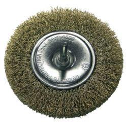 Szczotka tarczowa z trzpieniem fi75mm X32827