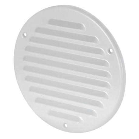 Kratka wentylacyjna fi100 biała AWMTA14B