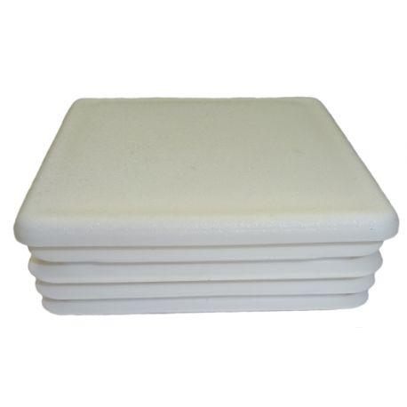 Zaślepka kwadratowa 100x100mm biała TULZAS100100B