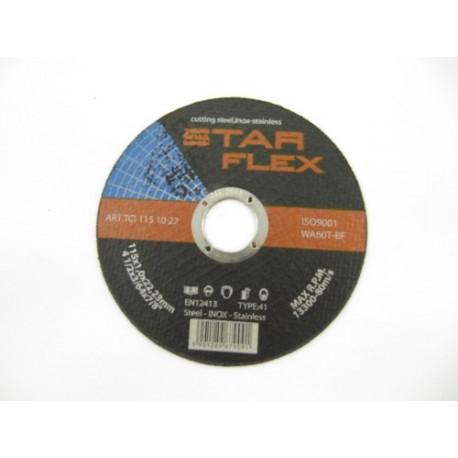 Tarcza do cięcia Star Flex 125x1.0 POSTCI1251022