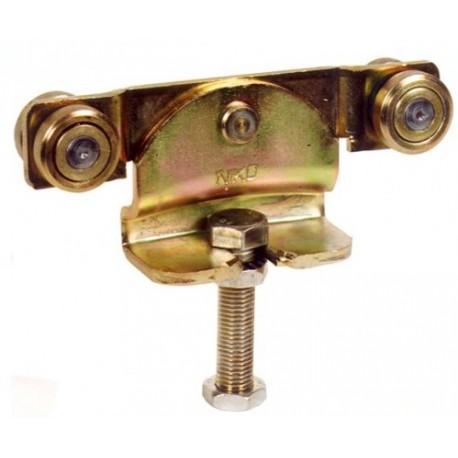 Wózek 4-kołowy do profila 30x28 NI21.R91