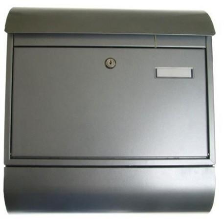 Briefkasten mit Zeitungsfach SKR118.25