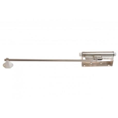 Samozamykacz sprężynowy 150 niklowy SZ-CZ-103