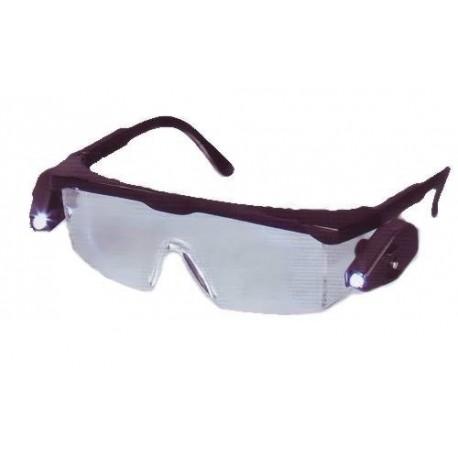 Okulary ochronne JOBIextra z LED XDLG1043