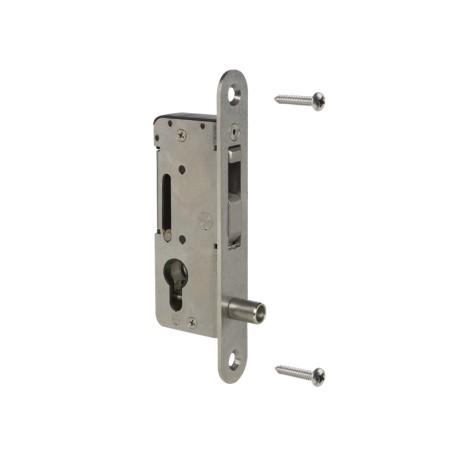 Zamek wpuszczany H-compact do bram przes.WADZAM01.14