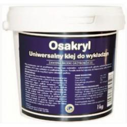 Klej do wykładzin OSAKRYL SEL-KLE04