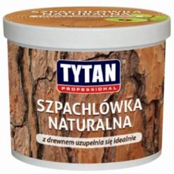 Szpachlówka naturalna do drewna BIAŁA SEL-SZP06