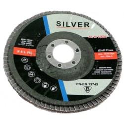 Ściernica listkowa SILVER fi 125mm SIL-SCI12540