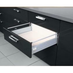 Modern Box komplet szuflady niskiej L400 YPBDKPL400A