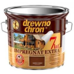 Impregnat DREWNO CHRON orzech ciemny 2,5L. BAWDRE10.24
