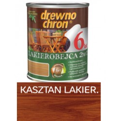 Lakierobejca DREWNO CHRON kasztan 0,8l BAWLAK10.10