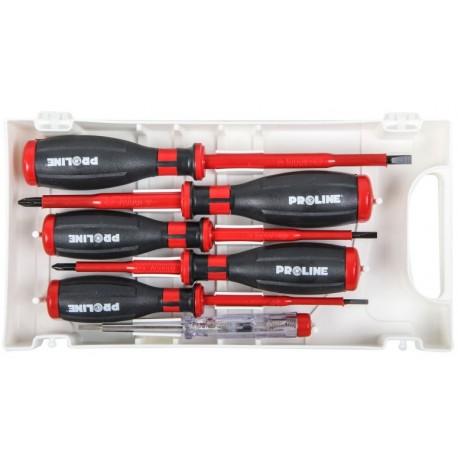 Zestaw śrubokrętów 6el ProLine X10510