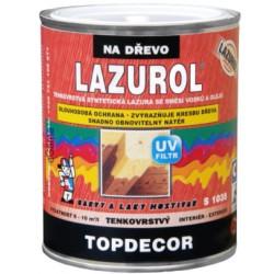 Lakierobejca LAZUROL Teak 2,5l A-T023-2.5