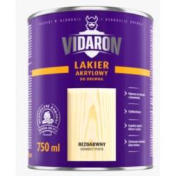 Lakier akrylowy VIDARON 0,75L bezbarwny BAWLAK10.9
