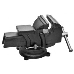Imadło ślusarskie obrotowe 125mm X25612