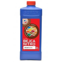 Bejca nitro do drewna TOP 22-10 A 2L BRUNAT Y111610424140