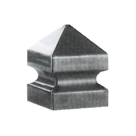 Pyramidenförmige Pfostenkappe POS62.106