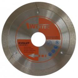 Tarcza diamentowa ciągła EVOLUT125 WERTEC EN-TAREVOL125