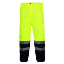 """Spodnie ostrzegawcze ocieplane """"L"""" XL4100203"""