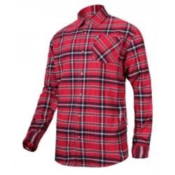 """Koszula flanelowa w kratę """"2XL"""" XL4180305"""