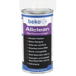 Środek do czyszczenia powierzchni BE-ALLCLEAN 500ml BE-ALLCLEAN50