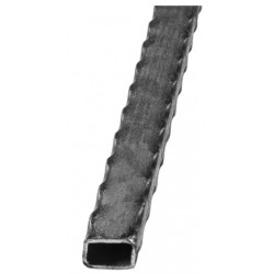 Profil ozdobny fakturowany 40x30x2,0mm POS34.108
