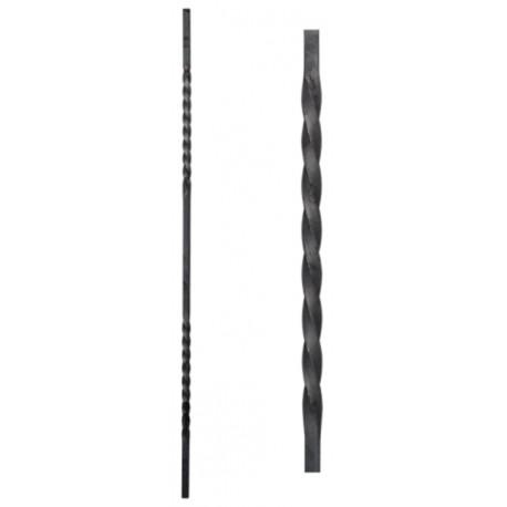 Tralka skręcona 12x12mm H-950mm POS21.011
