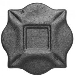 Maskownica z otworem 30x30mm POS44.011