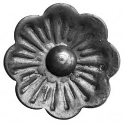 Kwiat ozdobny fi 62mm POS50.004